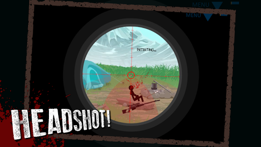 Clear Vision 3 -Sniper Shooter screenshot 9