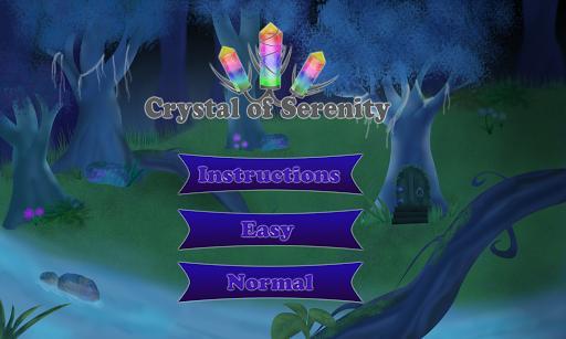 Crystal of Serenity Fairytale