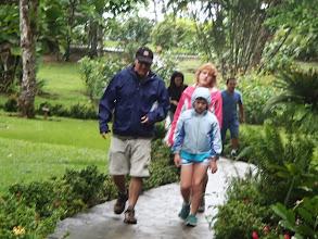 Photo: Rain at Bosque del Cabo