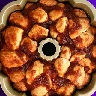 Katie Lee's Pumpkin Monkey Bread