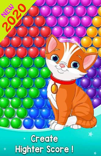 Bubble New Cat android2mod screenshots 2