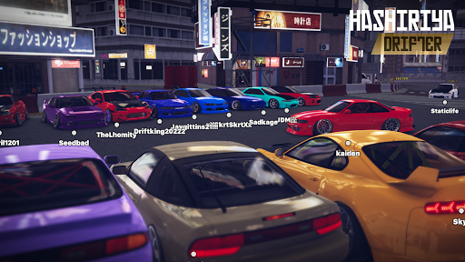Hashiriya Drifter 0.4.1 screenshots 2