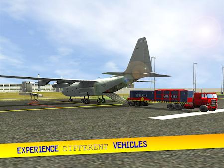 Cargo Plane City Airport 1.0 screenshot 69643