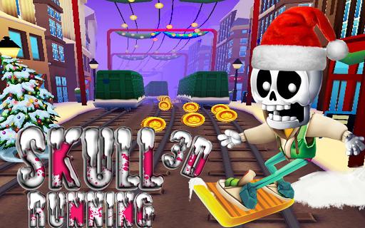 Rush Soni Skull 3D