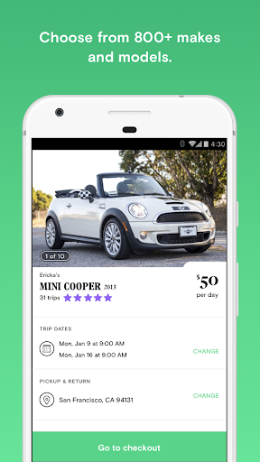 Turo - Better Than Car Rental Apk apps 3