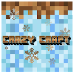 Crazy Craft 3D: Crafting and Survival Icon