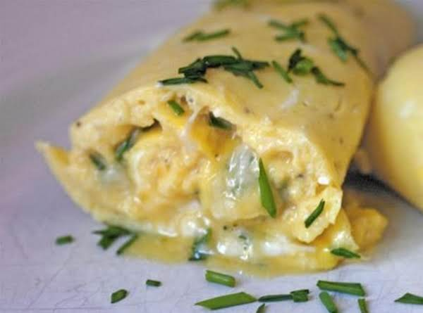 Classic French Omelet Recipe Just A Pinch Recipes