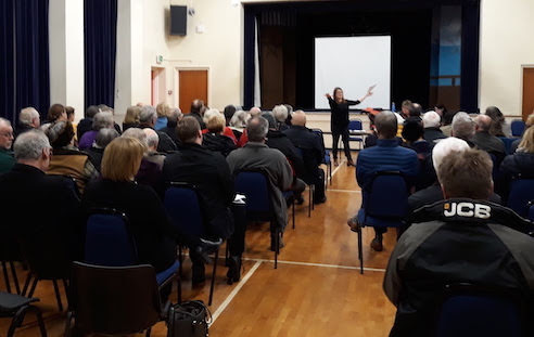 Village concerns over £114m power plant