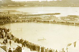 Photo: South Bay pool in its heyday