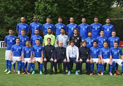 Euro 2016: 600 tifosis pour encourager l'Italie lors de son premier entraînement à Montpellier