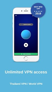 Thailand VPN – Free VPN Proxy & Wi-Fi Security App Download For Android 8