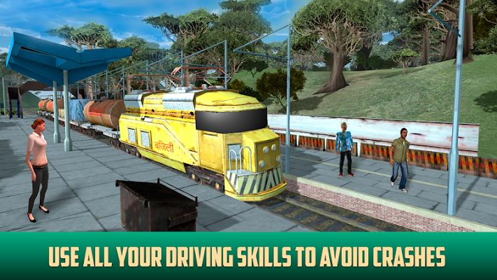 Indian Railway Train Simulator - screenshot
