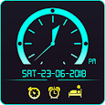 World Clock- Digital Alarm Clock & Stop Watch