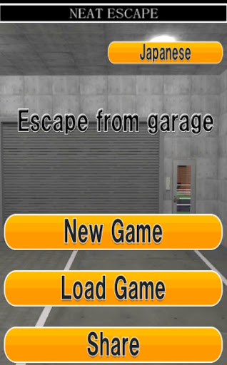 Escape from garage