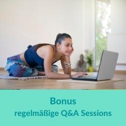 100 h Yogaübungsleiter Q&A