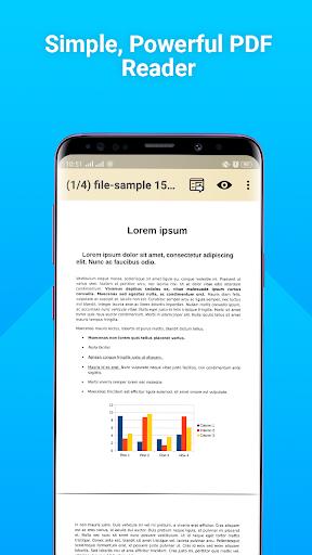 PDF Reader & PDF Viewer screenshot 4