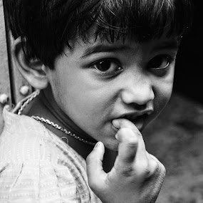 Childhood by Soham Banerjee - Babies & Children Child Portraits