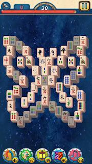 Mahjong Village screenshot 00