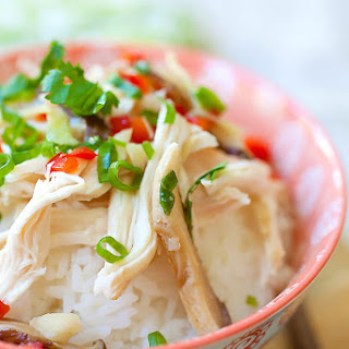 Chinese Chicken Parcels.