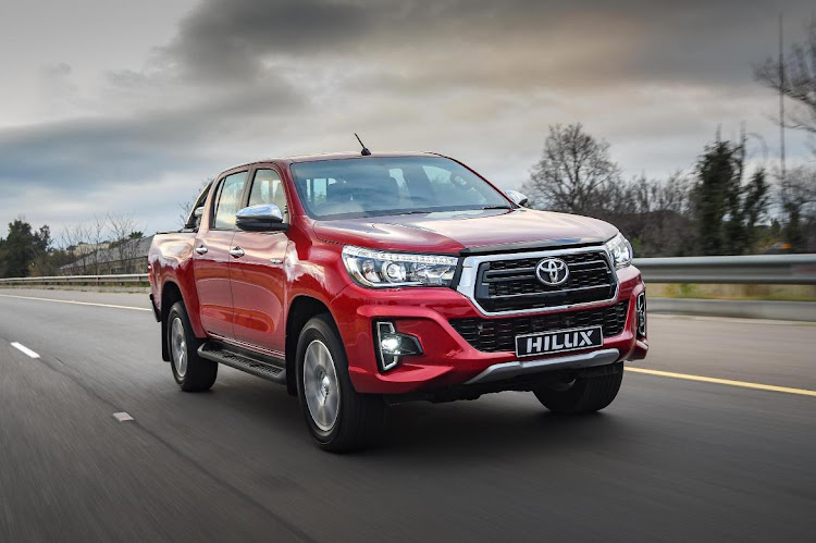 Toyota has given its Hilux more of a Ranger look. Picture: MOTORPRESS