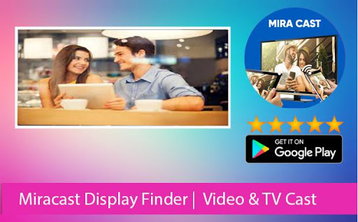 Miracast Screen Sharing | Video & TV Cast 1.03 screenshots 2