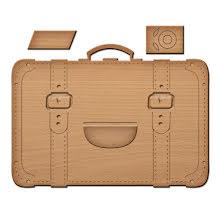 Spellbinders Shapeabilities Inispire Die - International Luggage