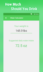 Water Drink Reminder APK screenshot thumbnail 7