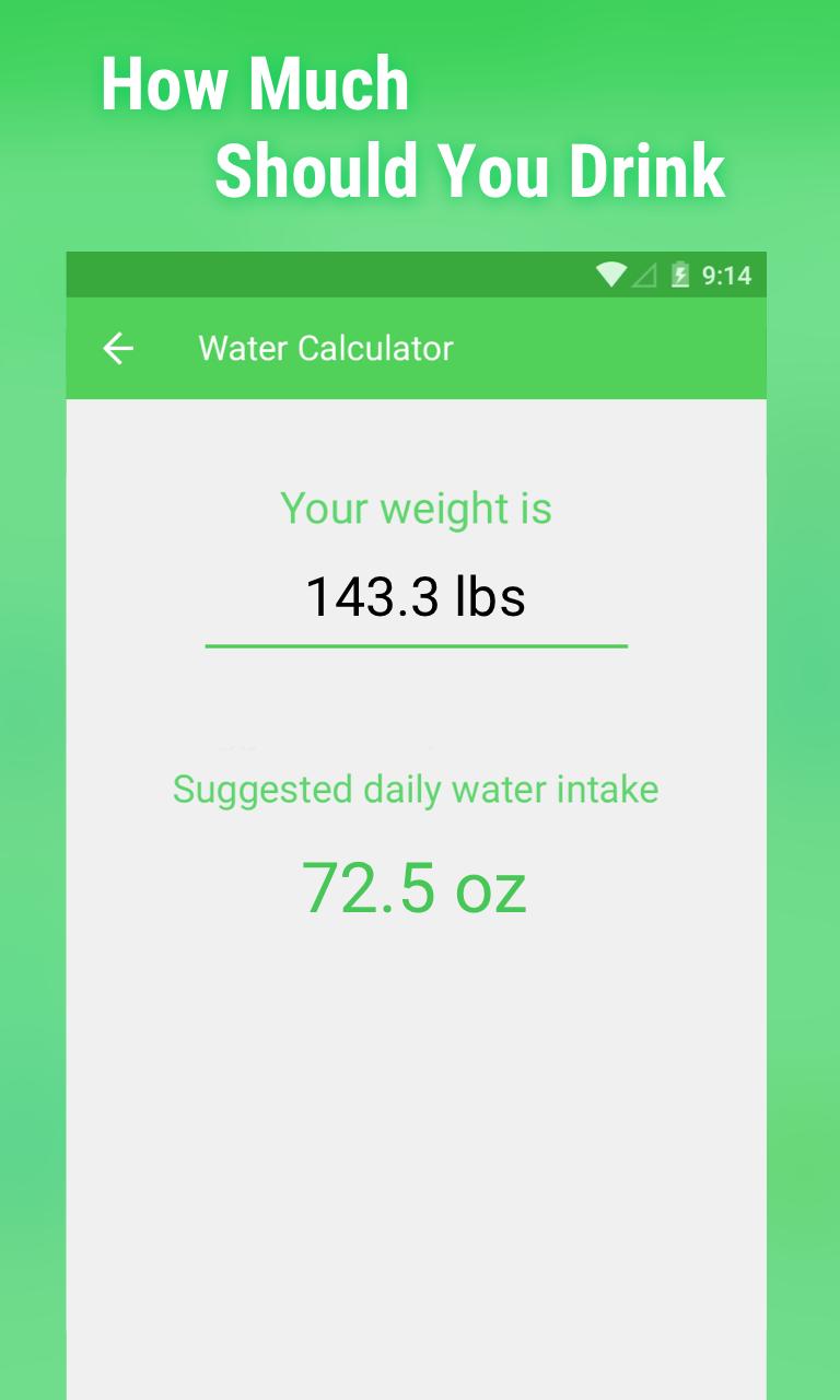 Water Drink Reminder screenshot #7