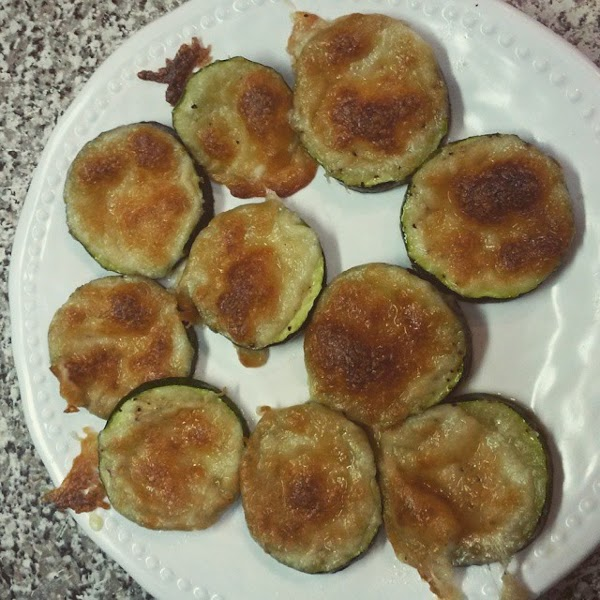 Mozzarella Zuchinni Recipe