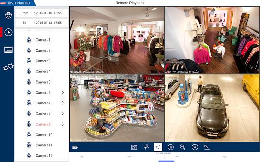 iDVR Plus HD 3.4.5 screenshots 4