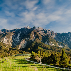 Mt. Kinabalu by Adam Chua - Landscapes Mountains & Hills ( masilau, mt.kinabalu, mt. kinabalu, desa, kinabalu, sabah,  )