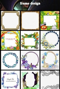 Frame Design - náhled