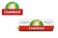 Angebot für Chavroux Weichkäse Rolle im Supermarkt