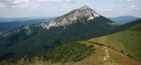 Photo: Hřebenovka http://www.turistika.cz/rady/44-velky-krivan-chleb-medziholie-velky-rozsutec-hrebenovka-mala-fatra-slovensko