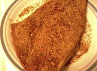 Coffee Rubbed Bottom Round (grilled) Recipe