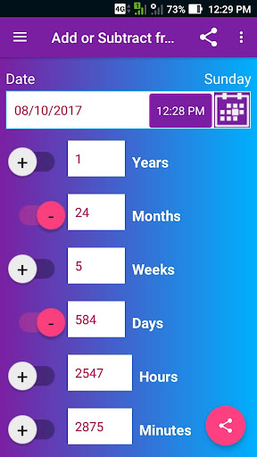 Age Calculator Pro screenshot 14