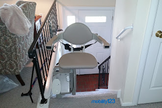 Photo: Bruno Elan Stairlift | Cape May County
