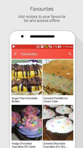 Cake Recipes 26.1.0 screenshots 4