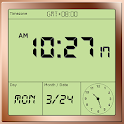 Travel Alarm Clock S icon