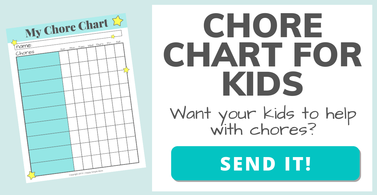 Click here for chore chart