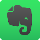 Evernote - le bloc notes pour mieux s'organiser icon