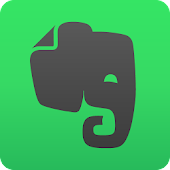 Evernote - hold styr på alt.
