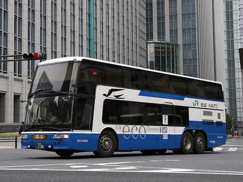 JRバス関東「青春エコドリーム」 ・784