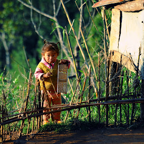 Life at hills by Subroto Mukherjee - Babies & Children Children Candids