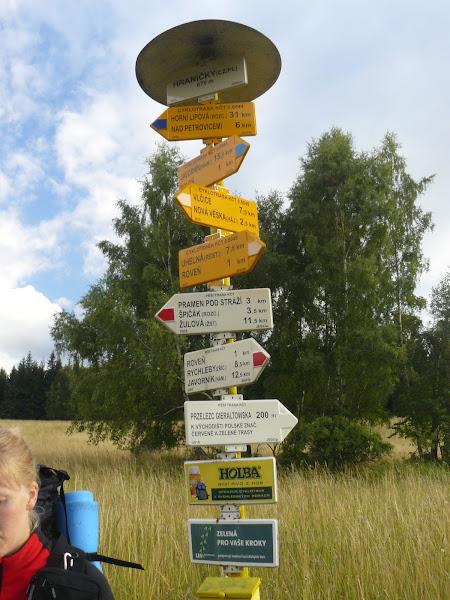 Photo: Hraničky (670 m)