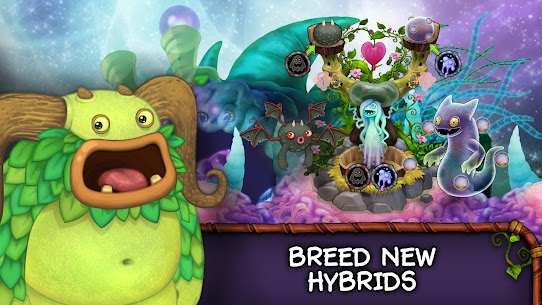 My Singing Monsters MOD 2.1.9 (Unlimited Money) Apk 2