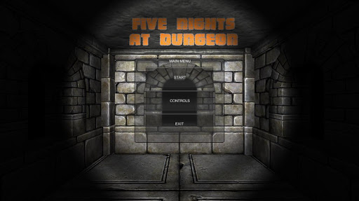 Five Nights At Dungeon