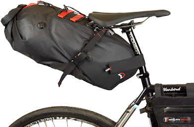 Revelate Designs Spinelock Seat Bag, 16L, Black alternate image 0