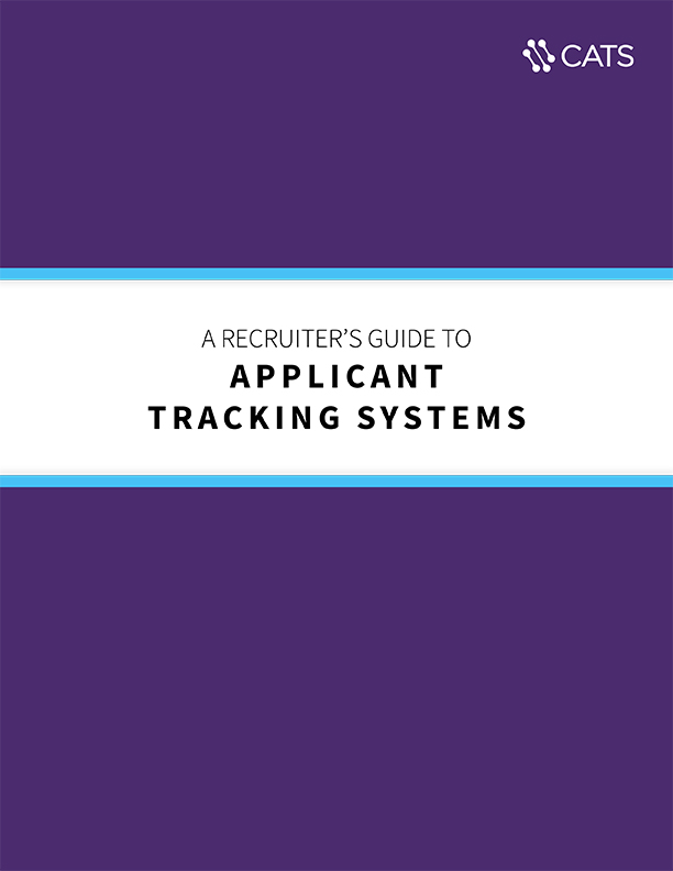 A Recruiter's Guide to Applicant Tracking Systems Cover