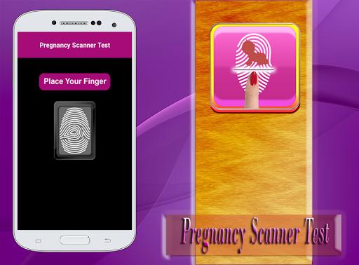 Pregnancy Scanner Test Prank